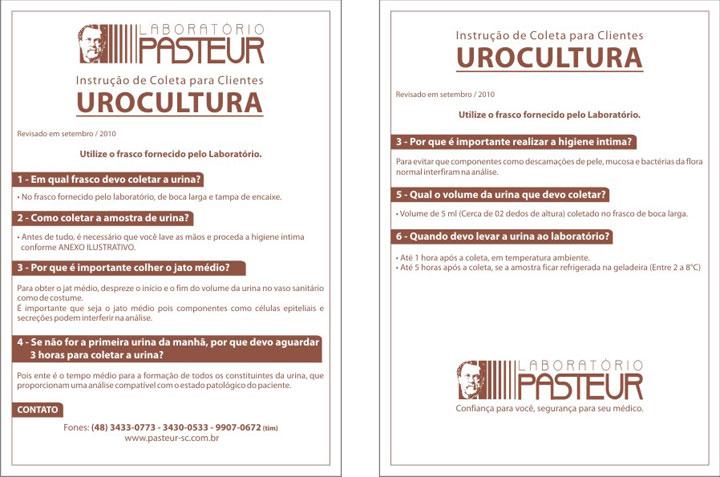 Exame urocultura